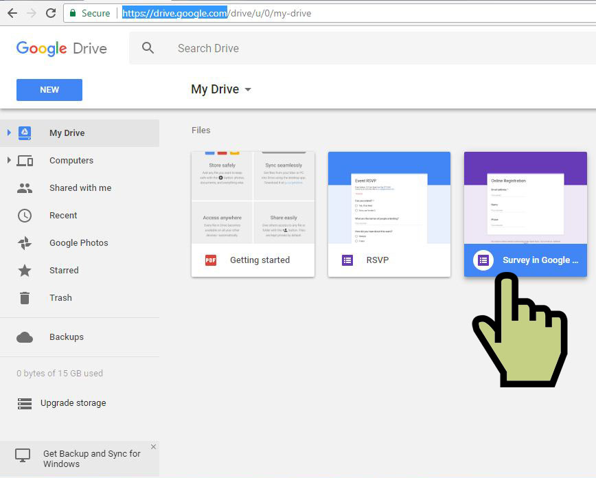 OPEN-GOOGLE-FORMS-IN-GOOGLE-DRIVE