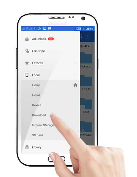 How to create file shortcut on android home screen | Tips App