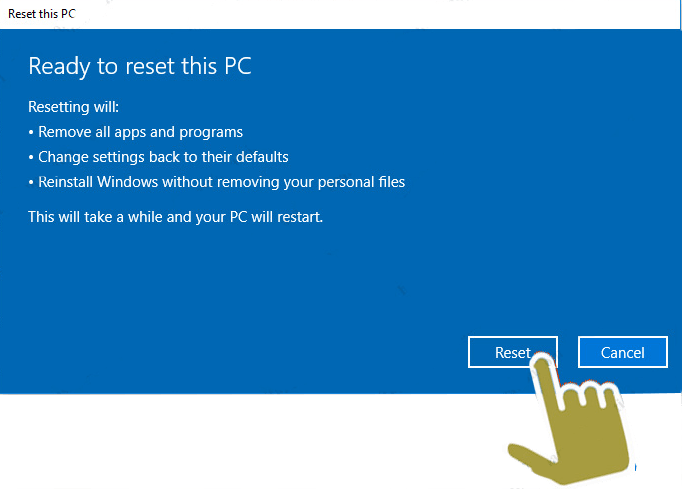 ready-to-reset-this-pc-windows-10 32bit 64 bit