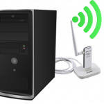 how to connect pc to wifi hotspot via wifi adapter