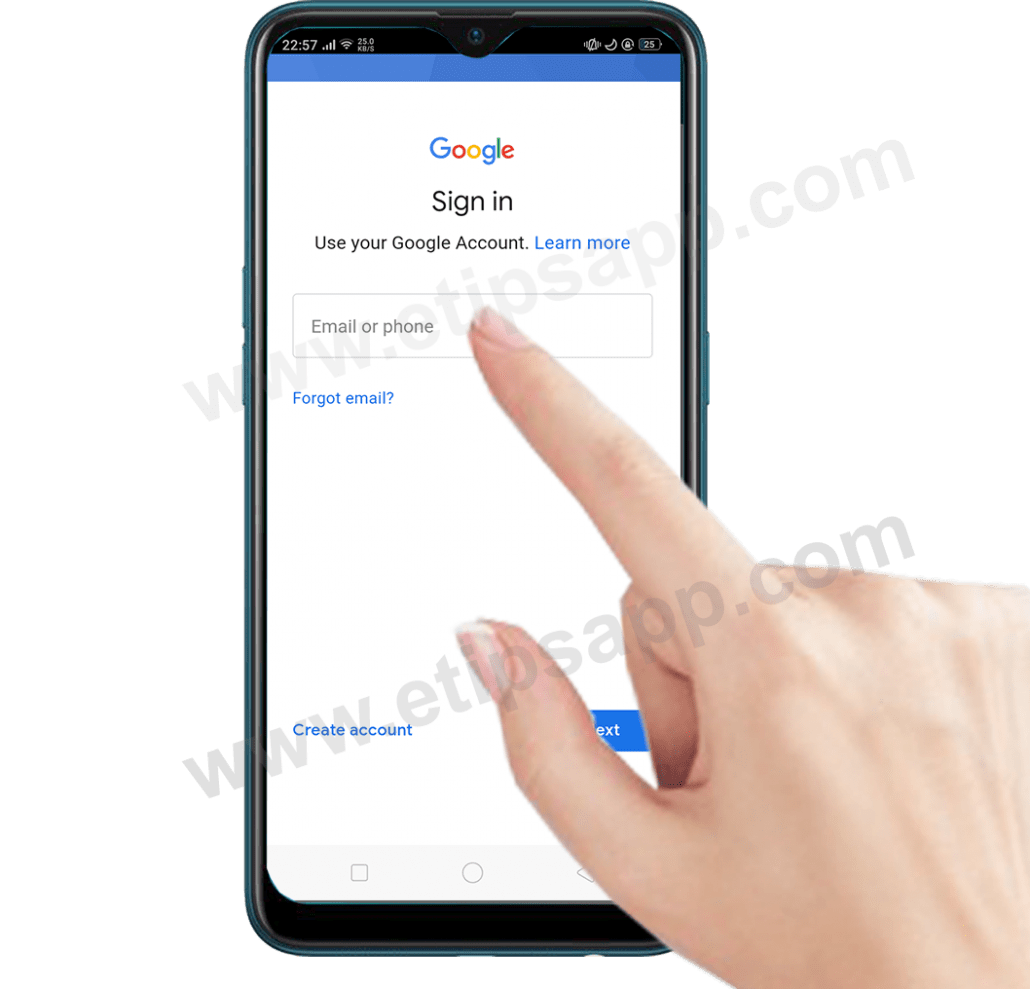 add google account backup wastapp