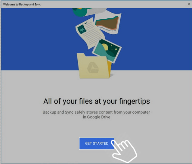 all of your files at your fingertips google drive